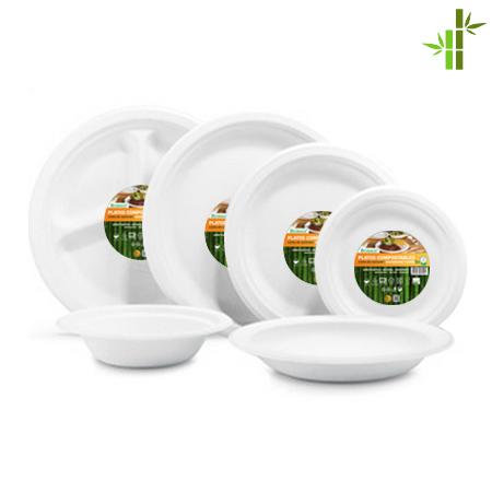 sugarcane plates, trays, bows 450x450pxl